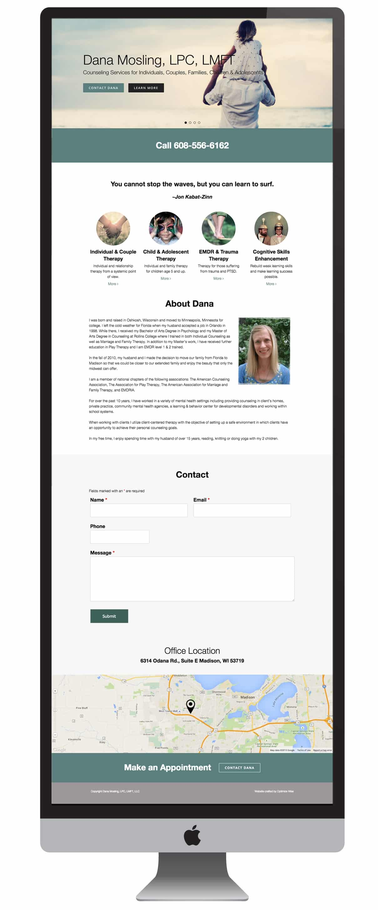 Website Redesign in Madison, WI - Enlightened Owl Digital